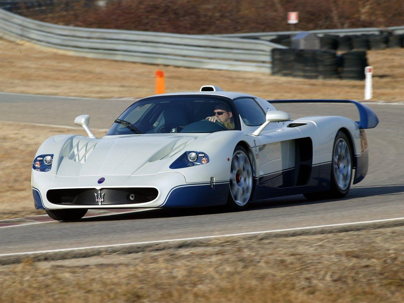 maserati Maserati MC12