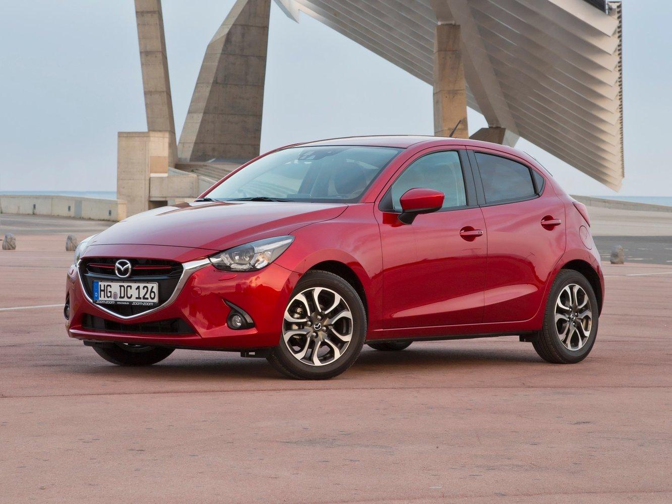 хэтчбек 5 дв. Mazda 2