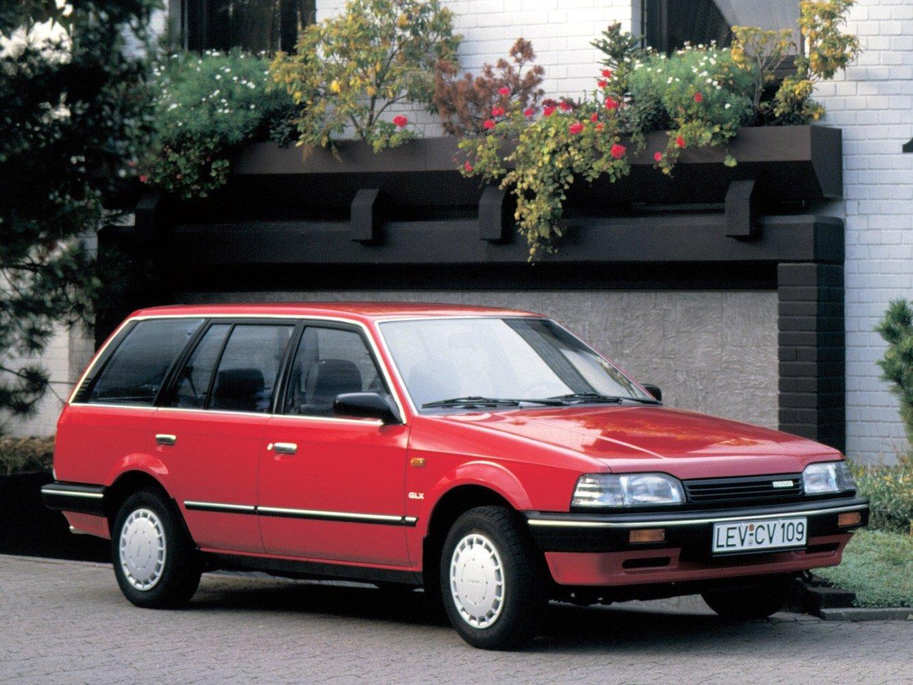 универсал Mazda 323