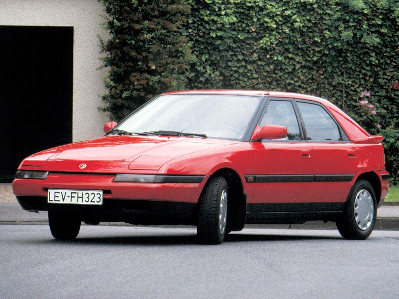 хэтчбек 5 дв. F Mazda 323