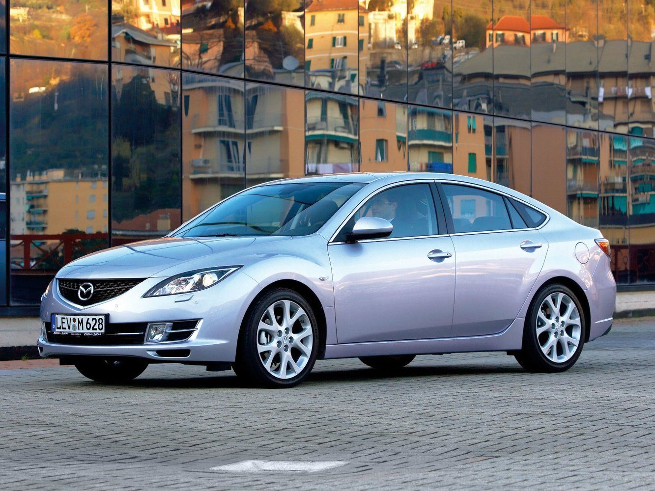 хэтчбек 5 дв. Mazda 6