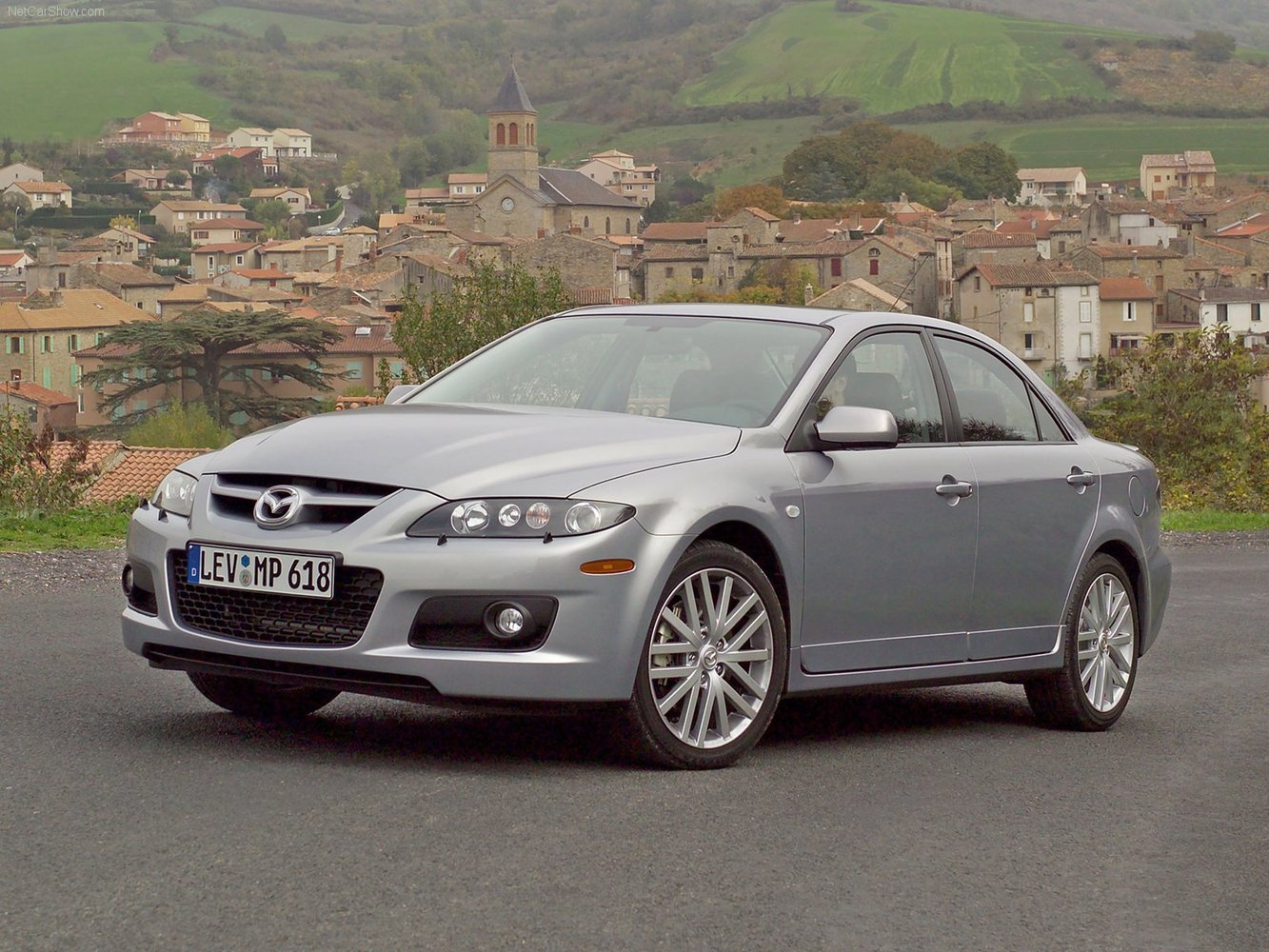 седан MPS Mazda 6 MPS