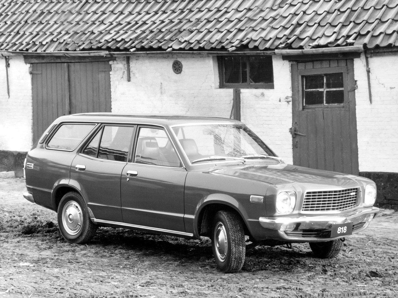 mazda Mazda 818