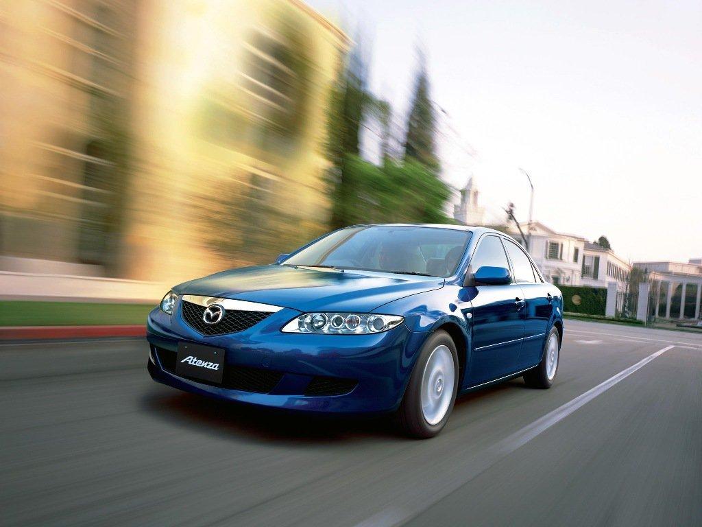 mazda Mazda Atenza