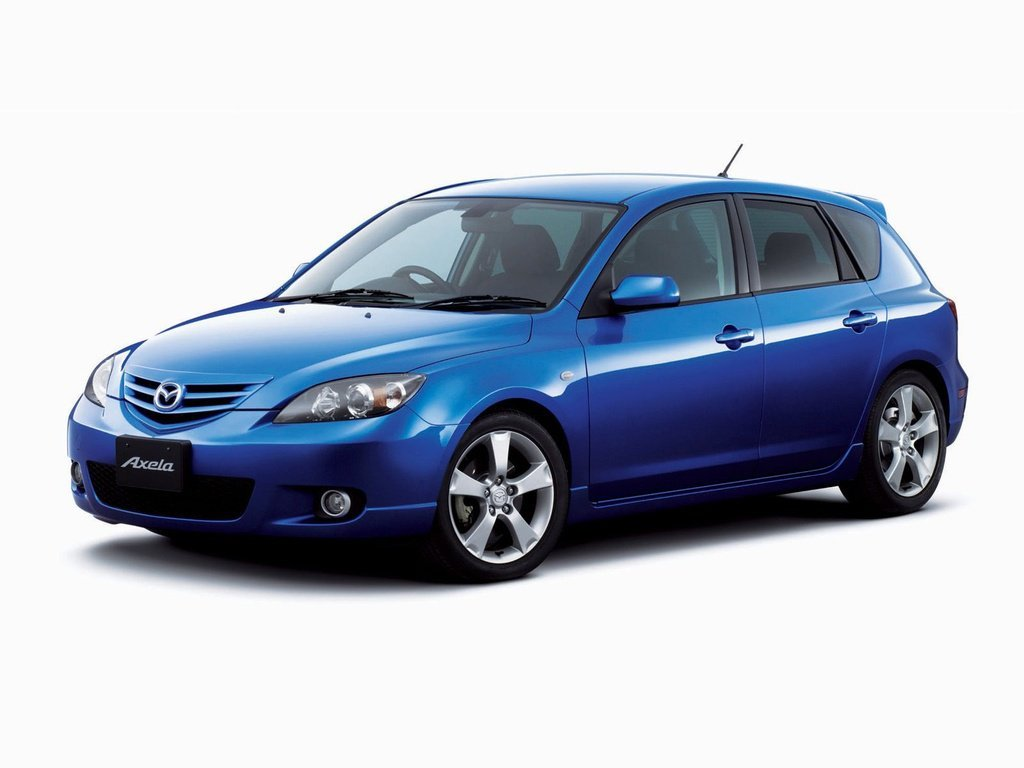 mazda Mazda Axela