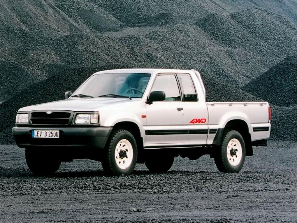 пикап Mazda B-series