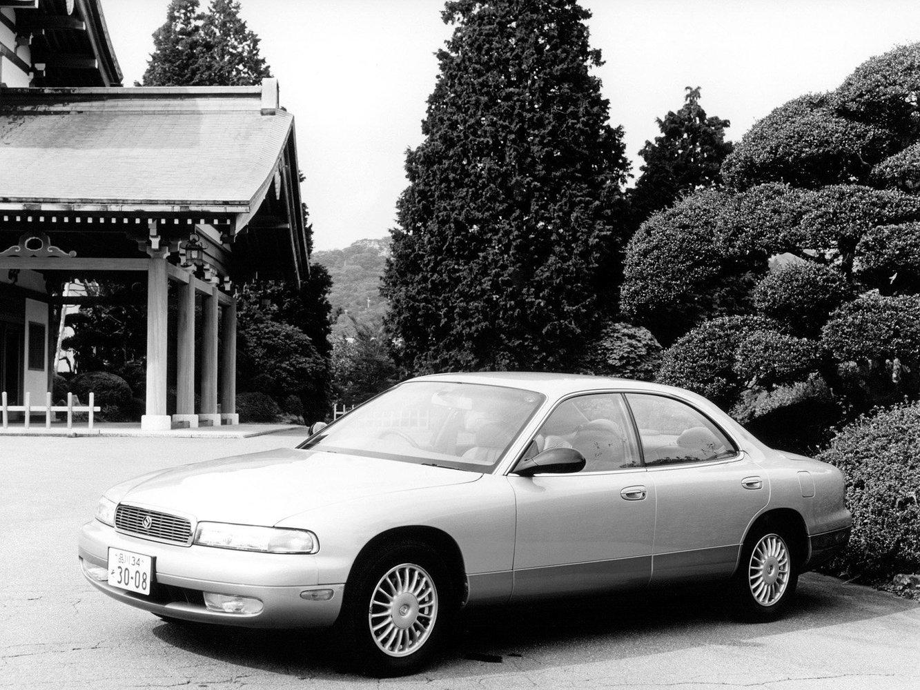 mazda Mazda Efini MS-8