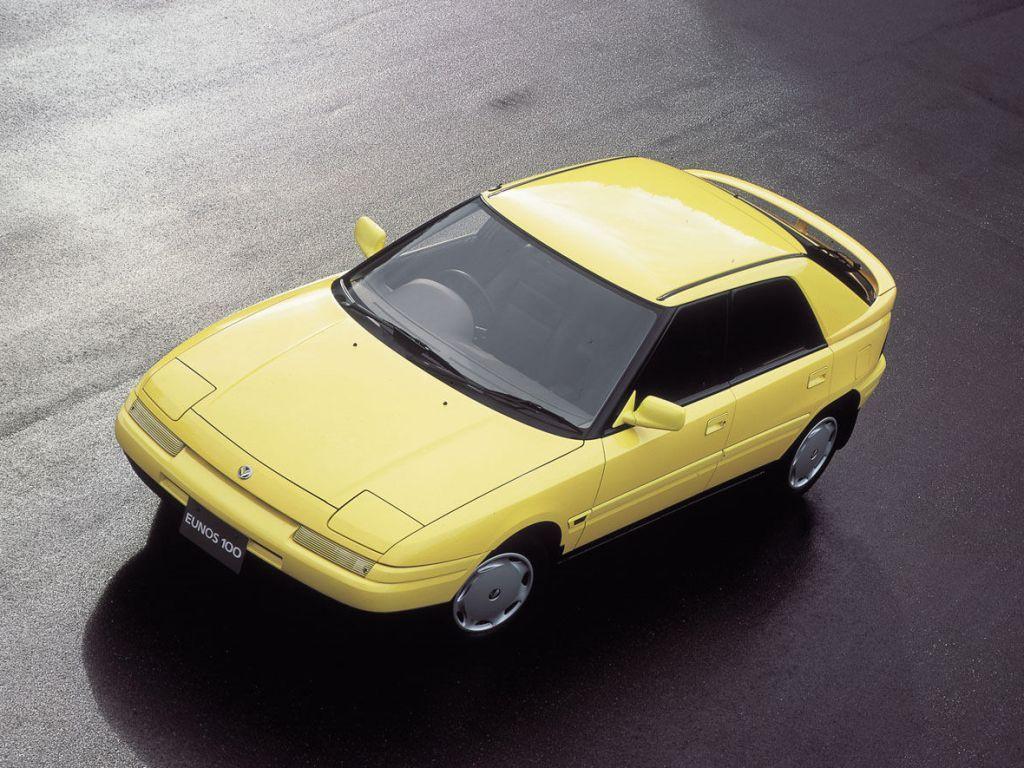 mazda Mazda Eunos 100