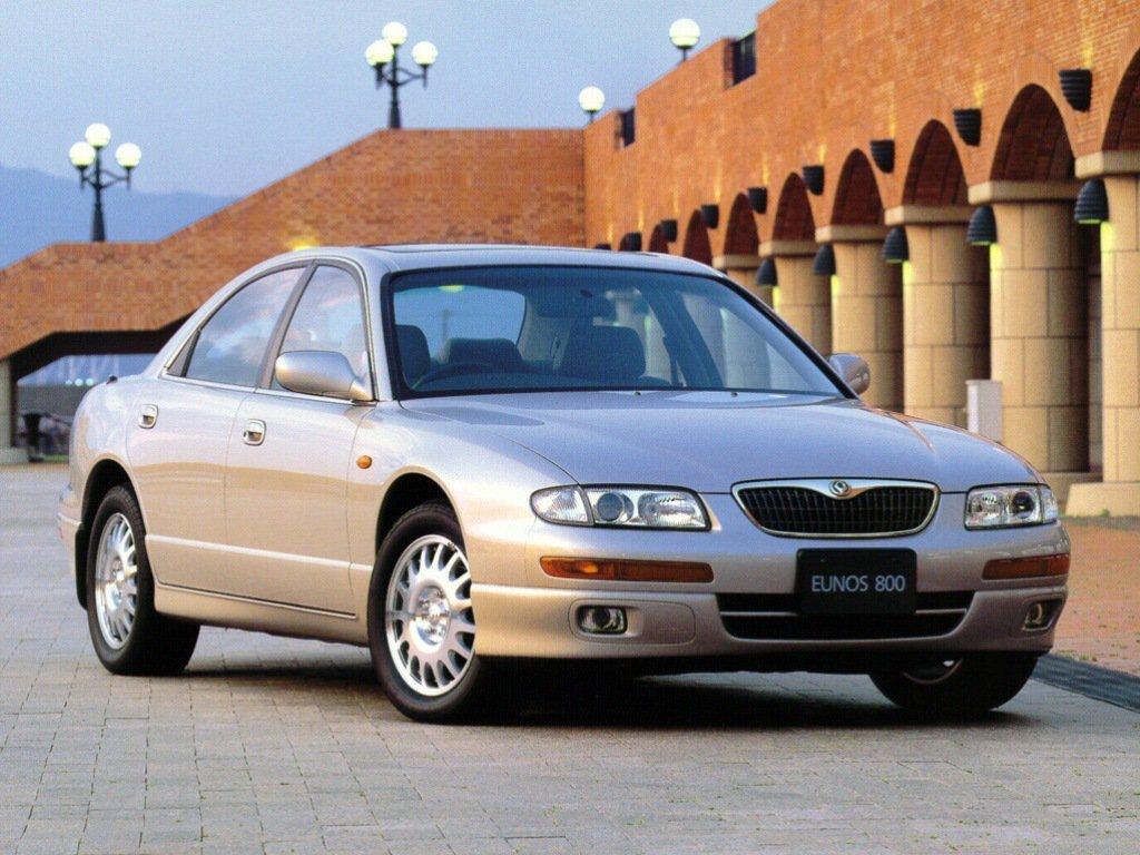 mazda Mazda Eunos 800