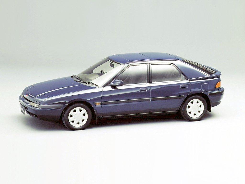 хэтчбек 5 дв. Mazda Familia