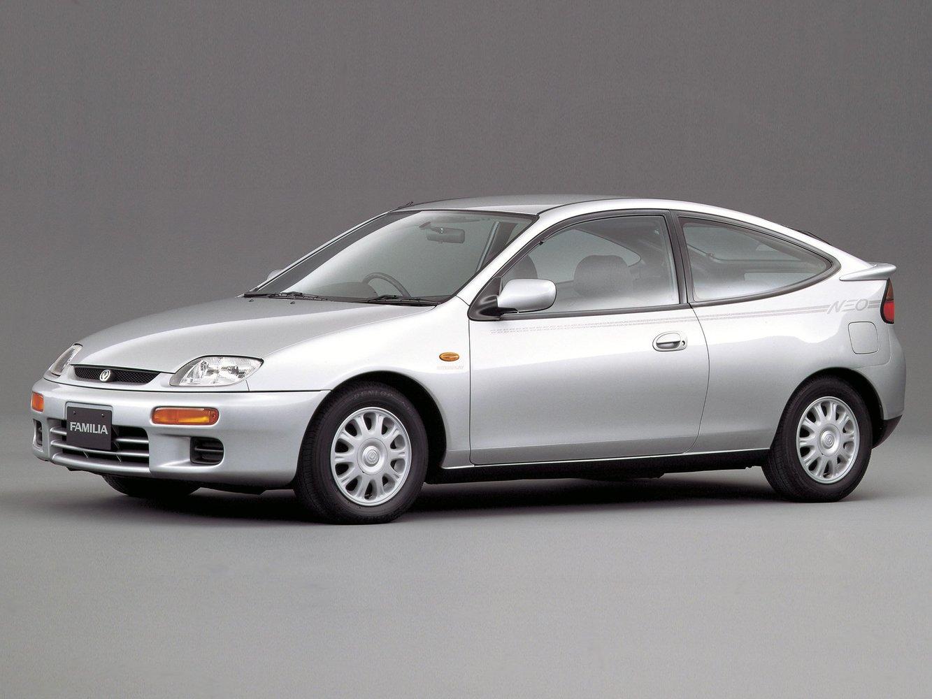 хэтчбек 3 дв. Mazda Familia