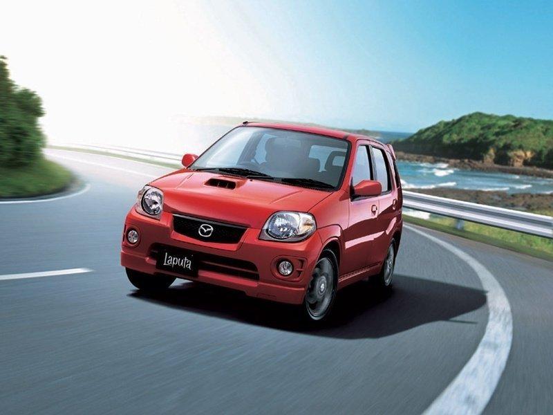 mazda Mazda Laputa