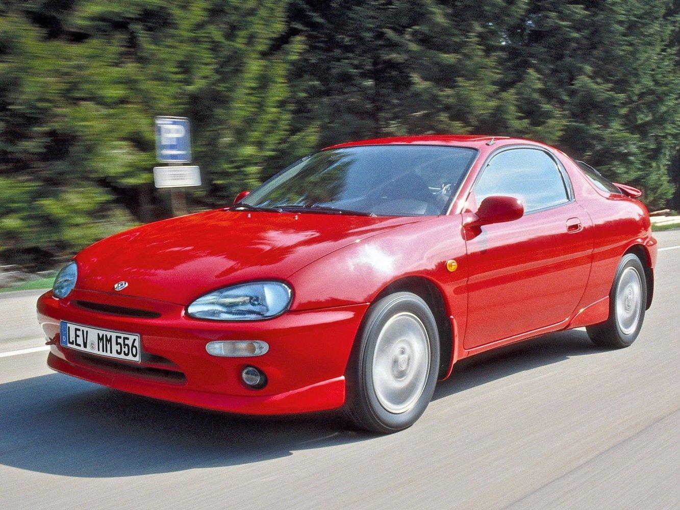 mazda Mazda MX-3