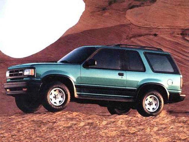 mazda Mazda Navajo