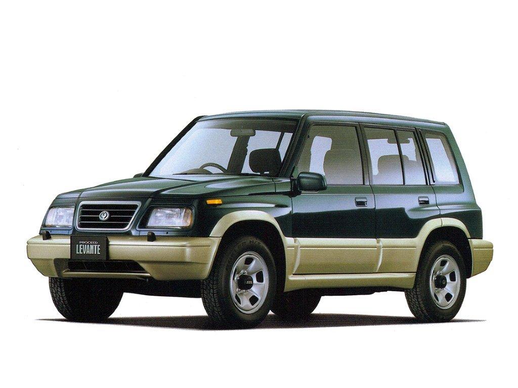 mazda Mazda Proceed Levante