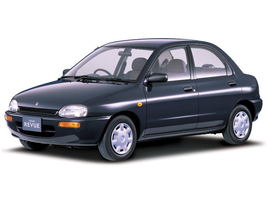 mazda Mazda Revue
