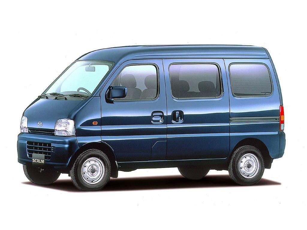 минивэн Mazda Scrum