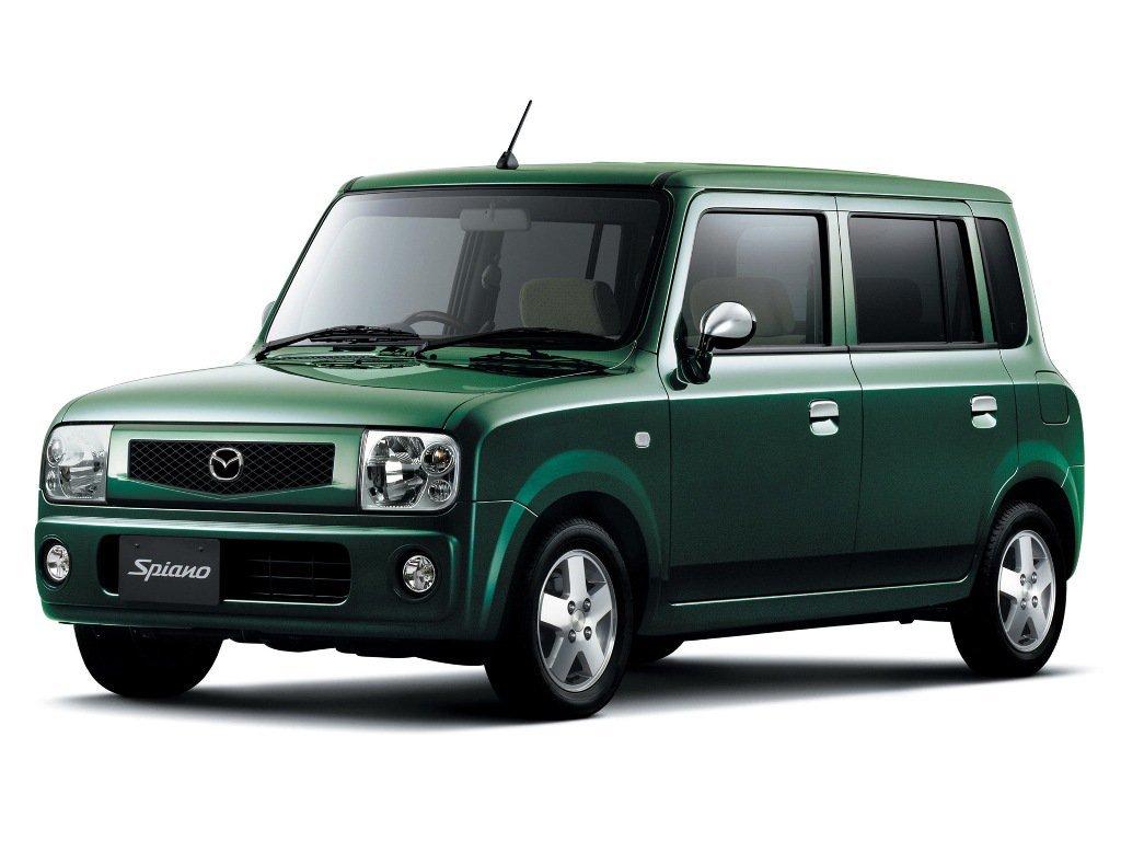 mazda Mazda Spiano
