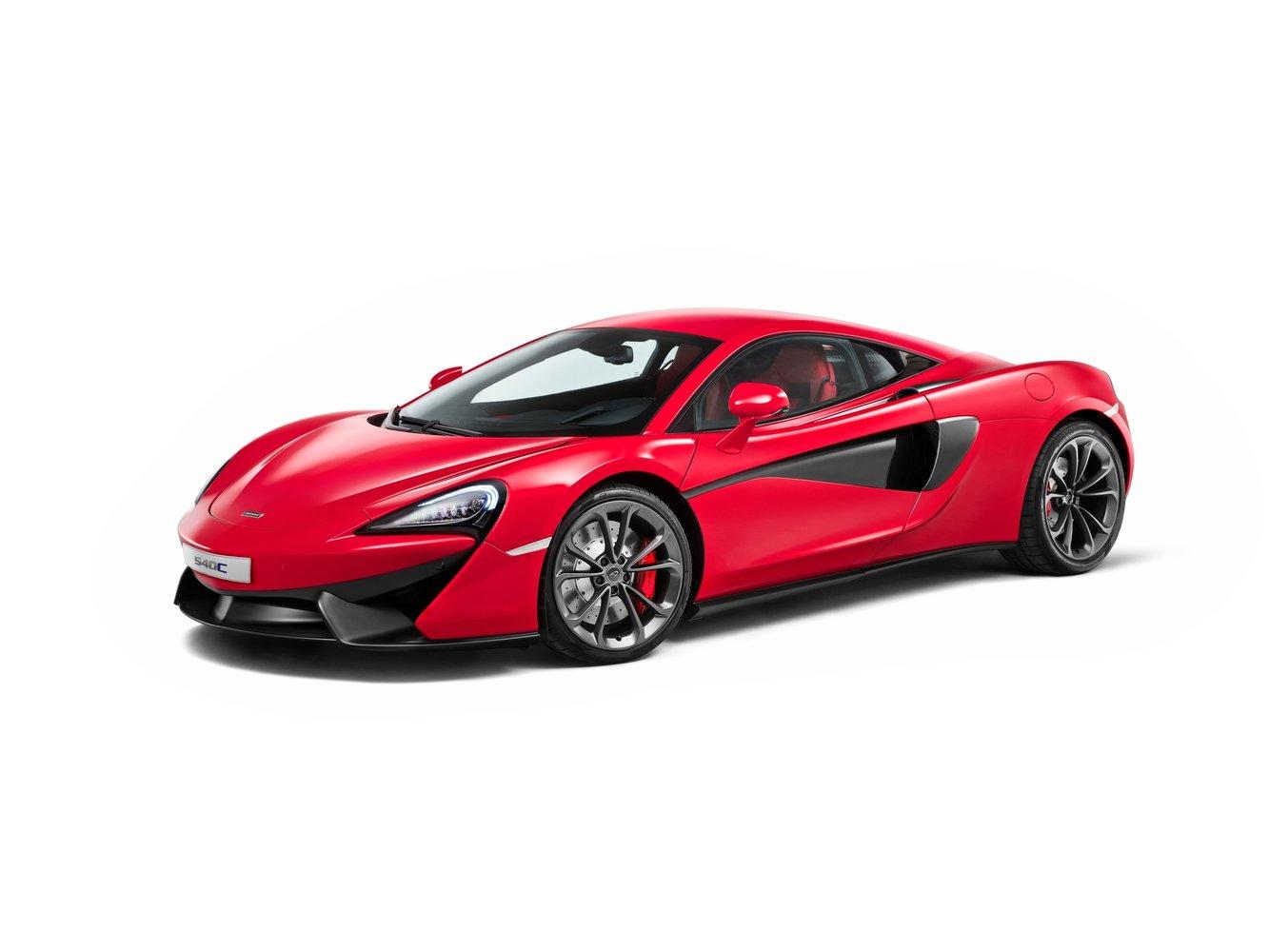 mclaren McLaren 540C