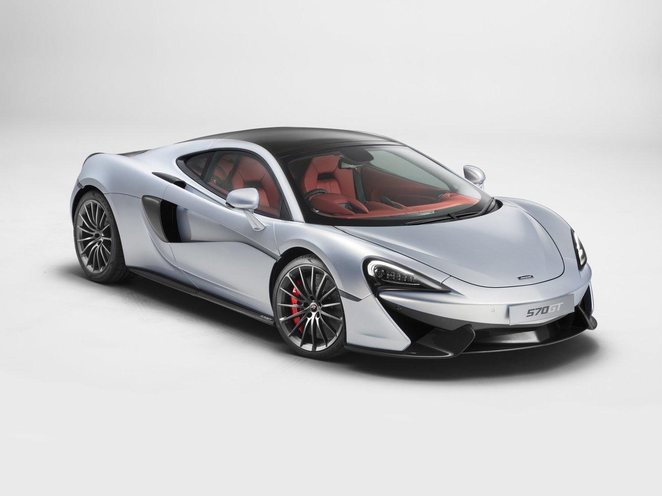 mclaren McLaren 570GT