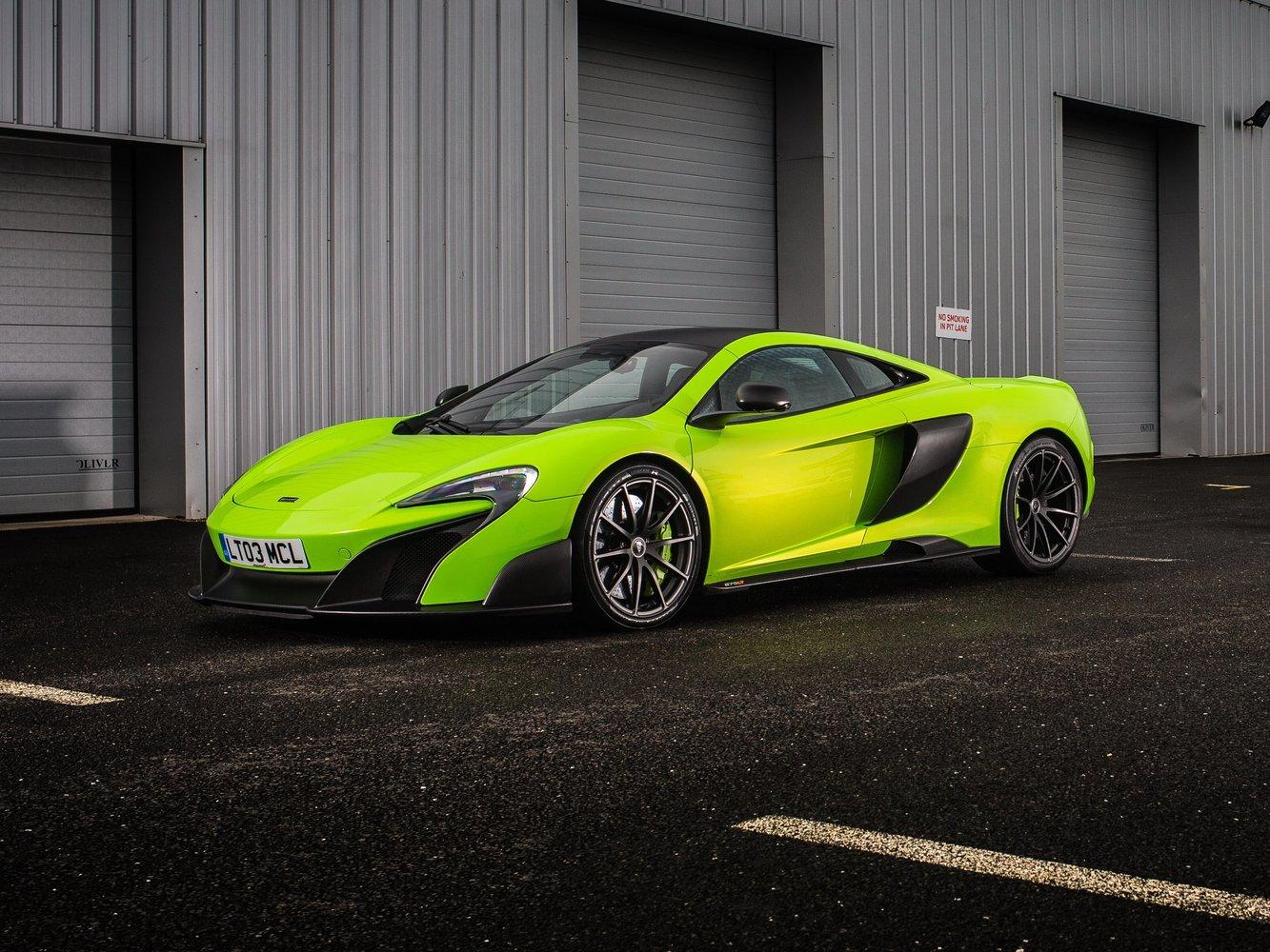 mclaren McLaren 675LT