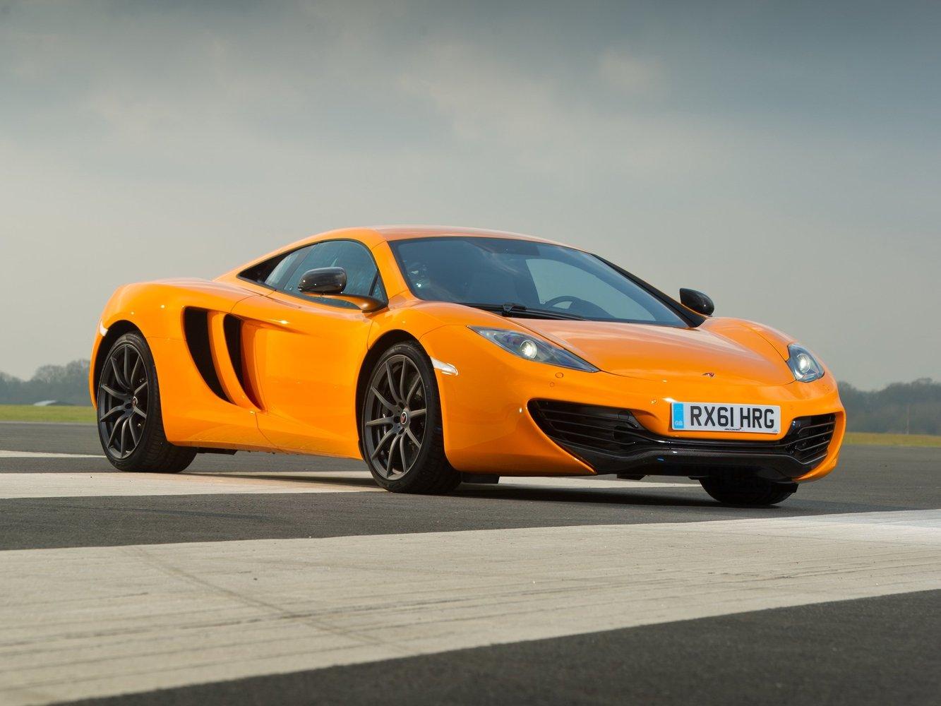 mclaren McLaren MP4-12C
