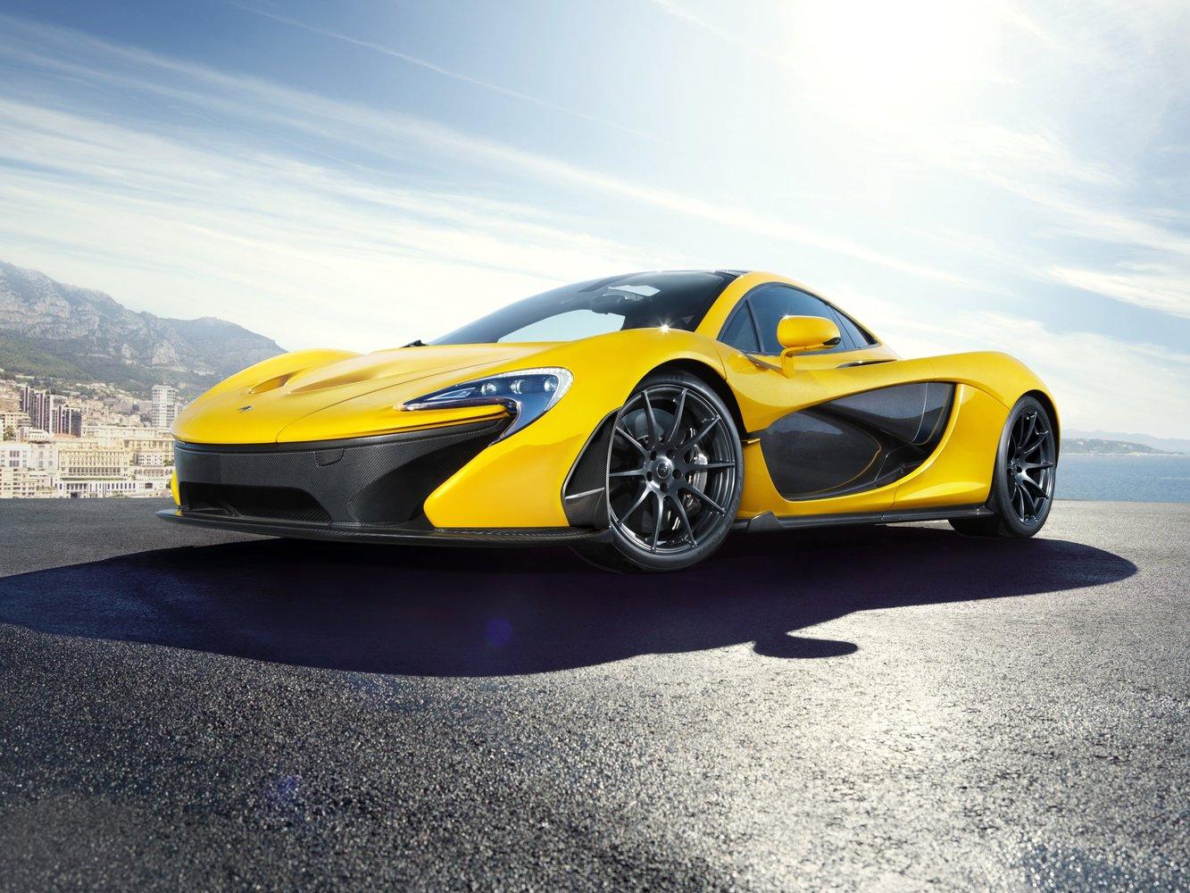 mclaren McLaren P1