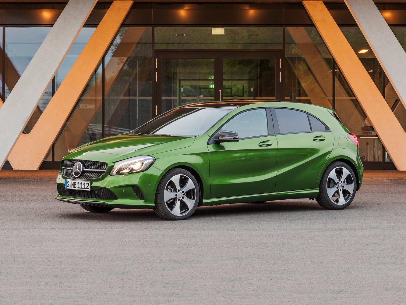 хэтчбек 5 дв. Mercedes-Benz A-klasse