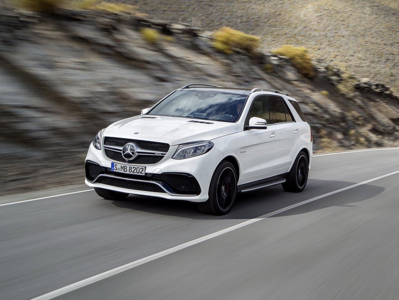 mercedes Mercedes-Benz AMG GLE