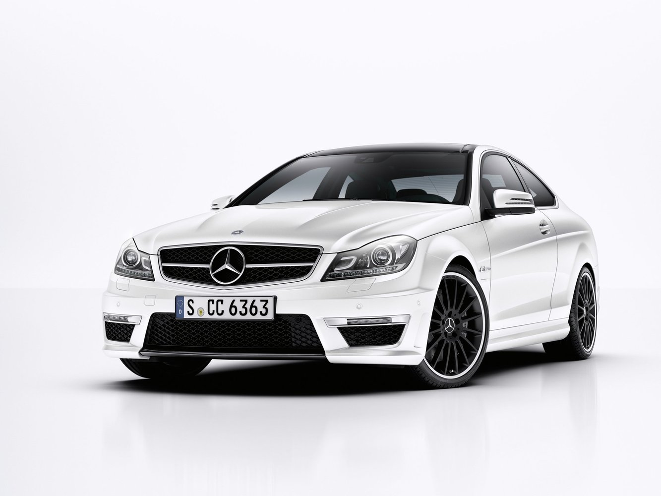mercedes Mercedes-Benz C-klasse AMG