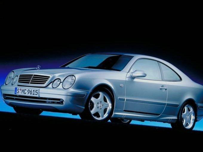 mercedes Mercedes-Benz CLK-klasse AMG