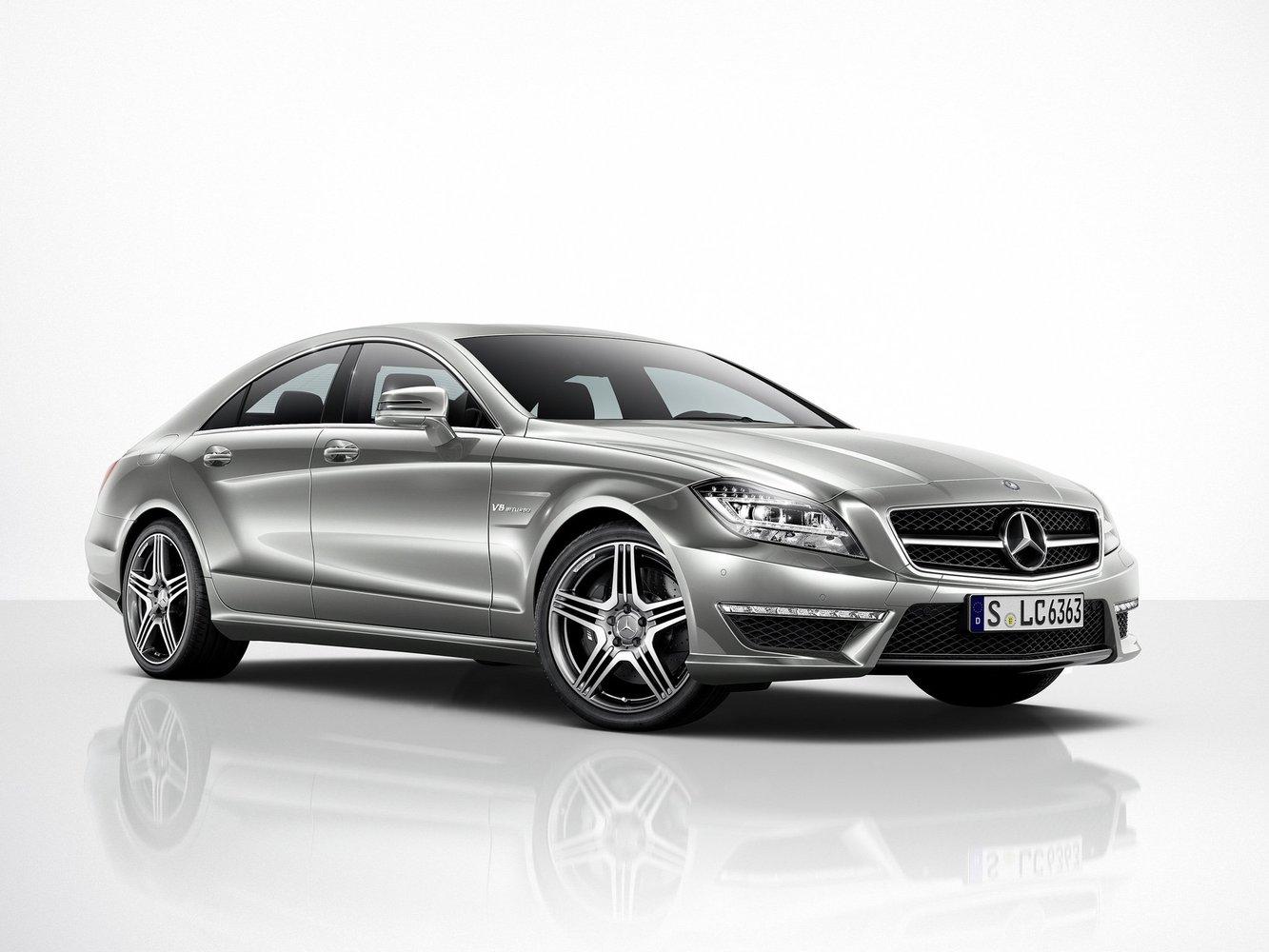 mercedes Mercedes-Benz CLS-klasse AMG