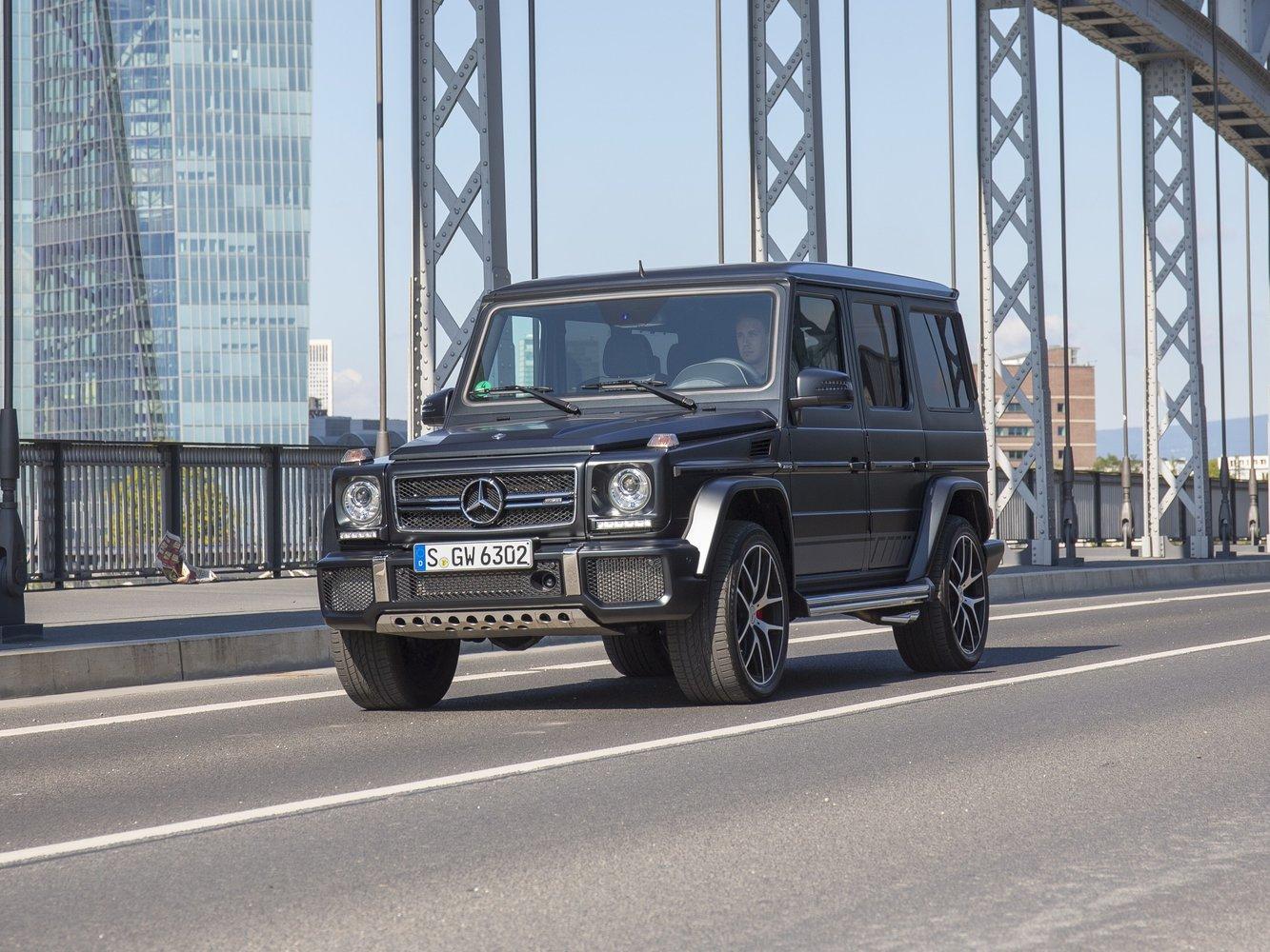 mercedes Mercedes-Benz G-klasse AMG