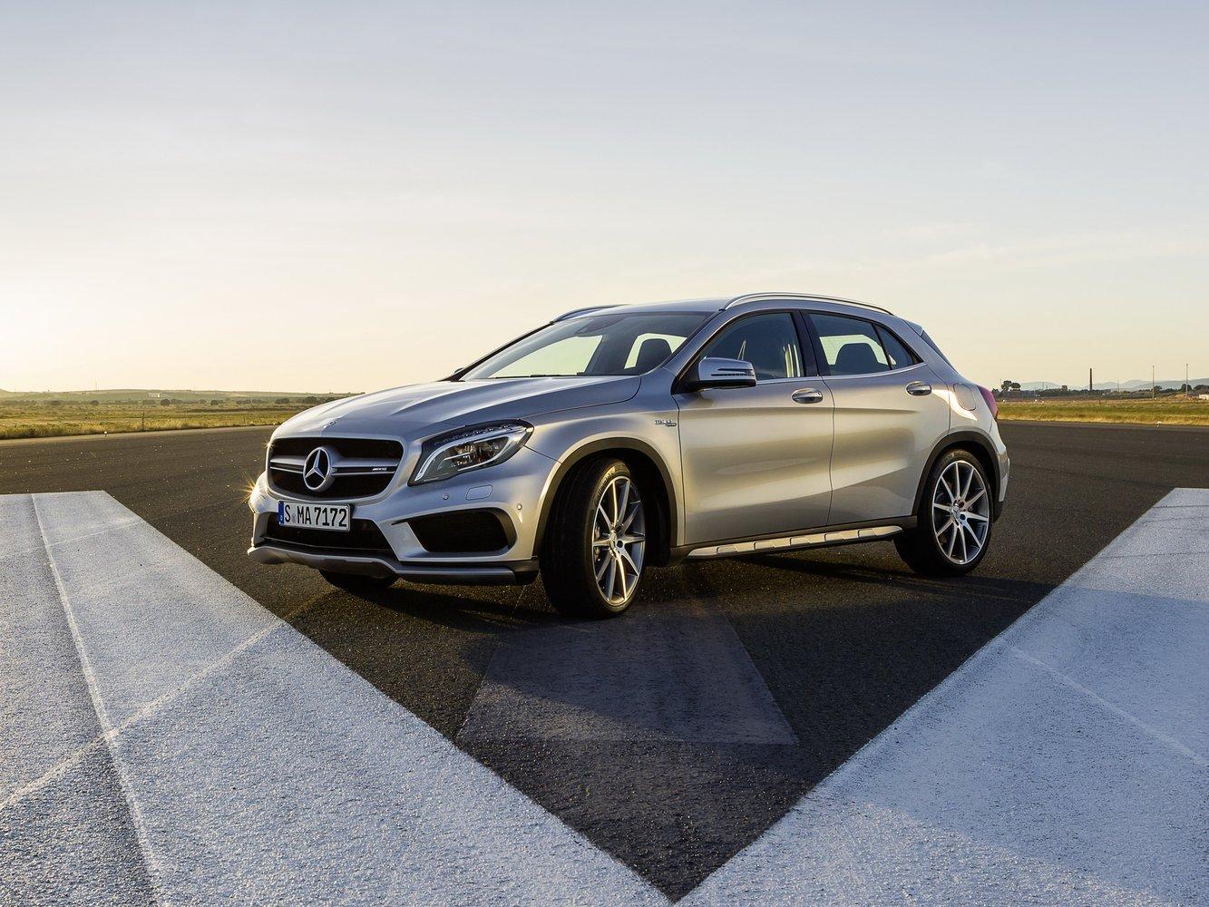 mercedes Mercedes-Benz GLA-klasse AMG