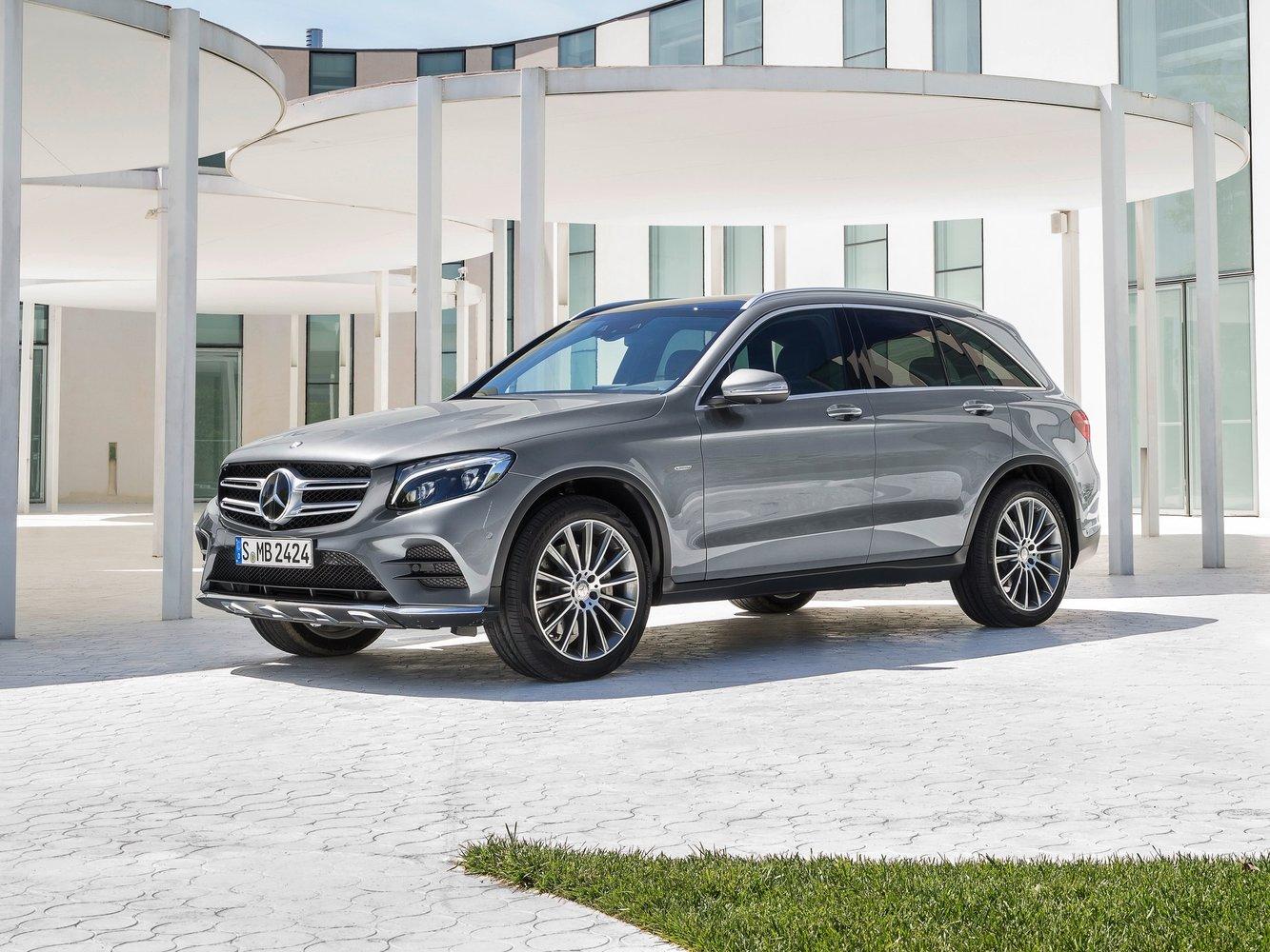 mercedes Mercedes-Benz GLC