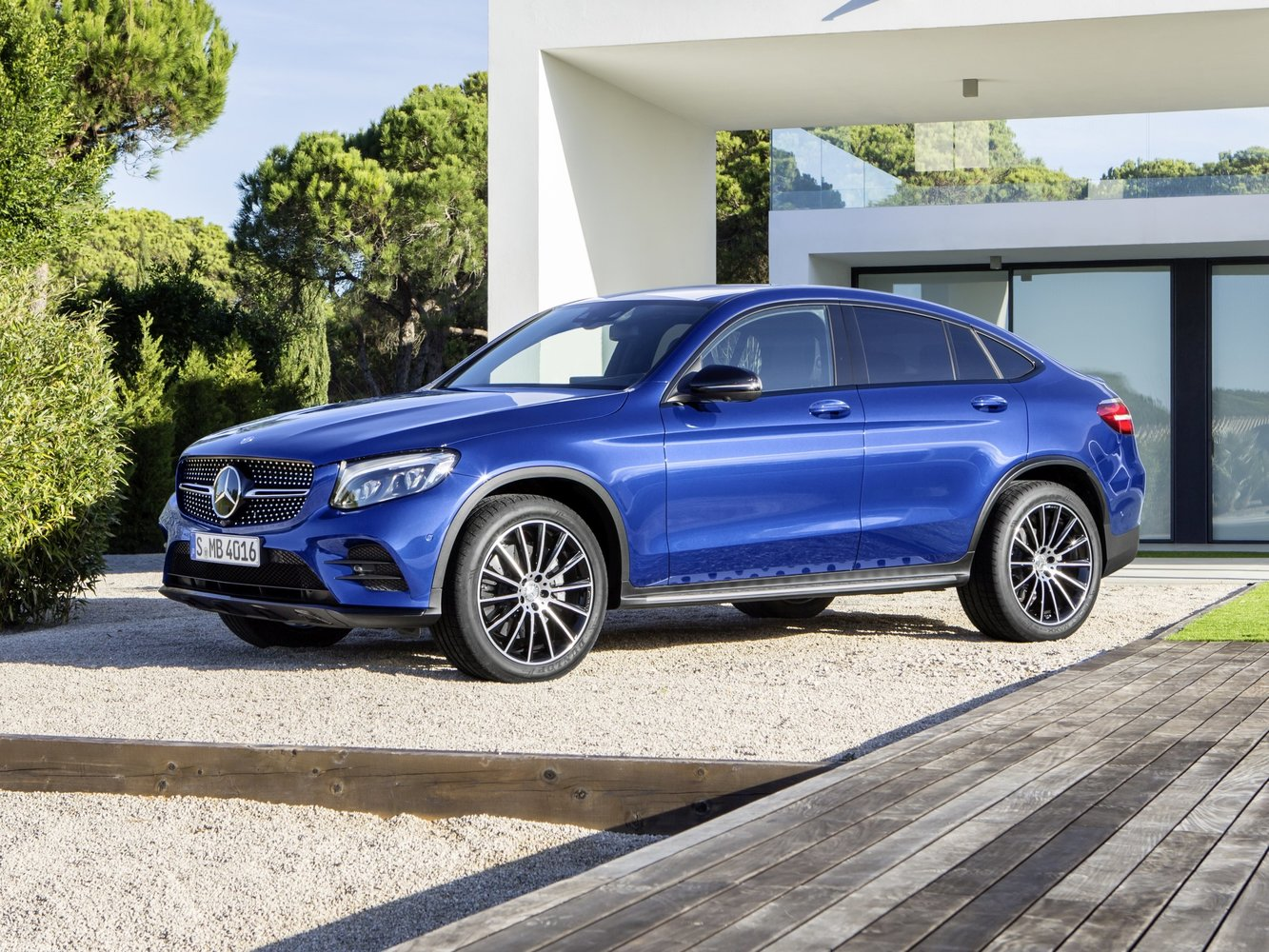 mercedes Mercedes-Benz GLC Coupe