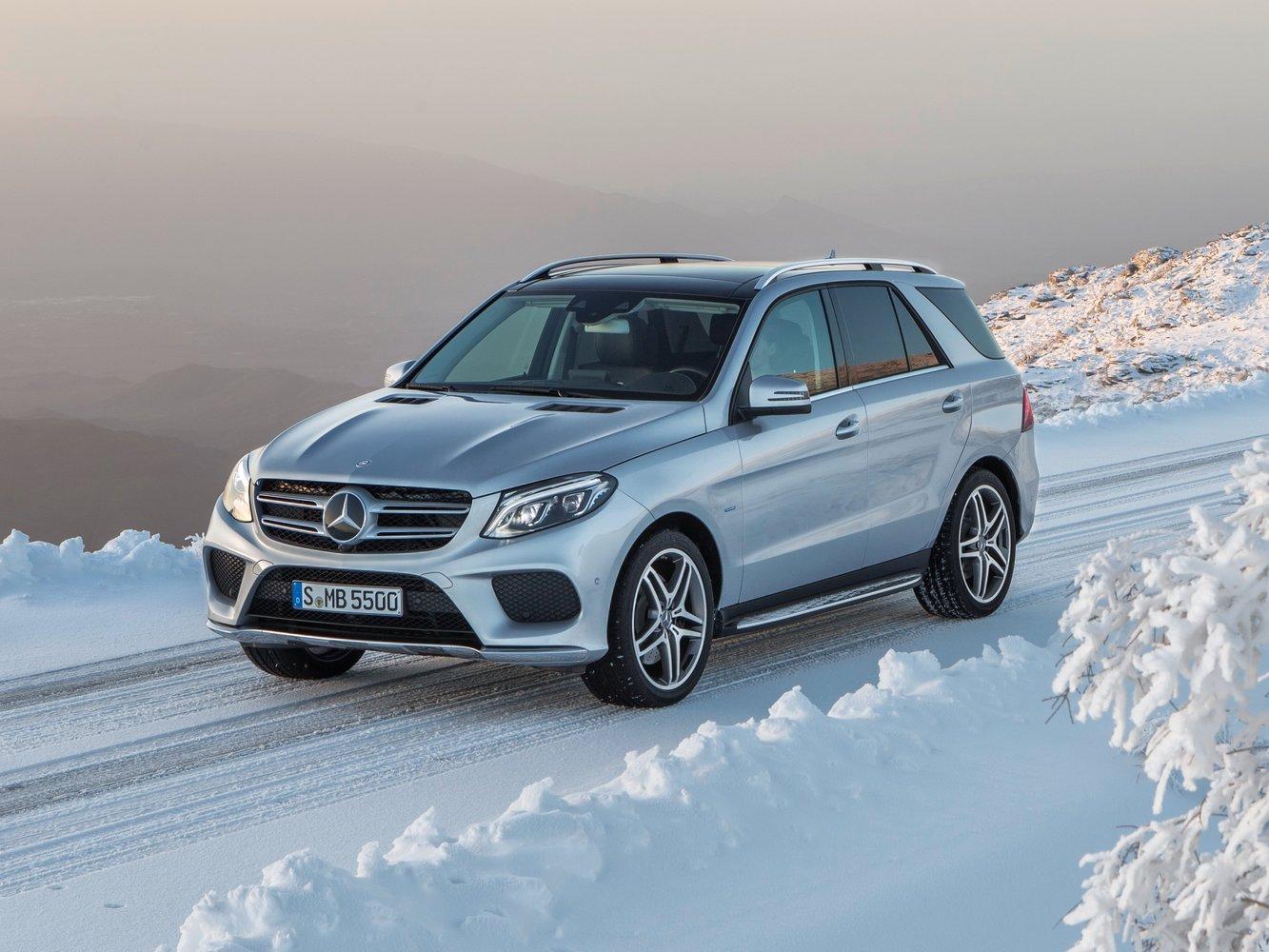 mercedes Mercedes-Benz GLE