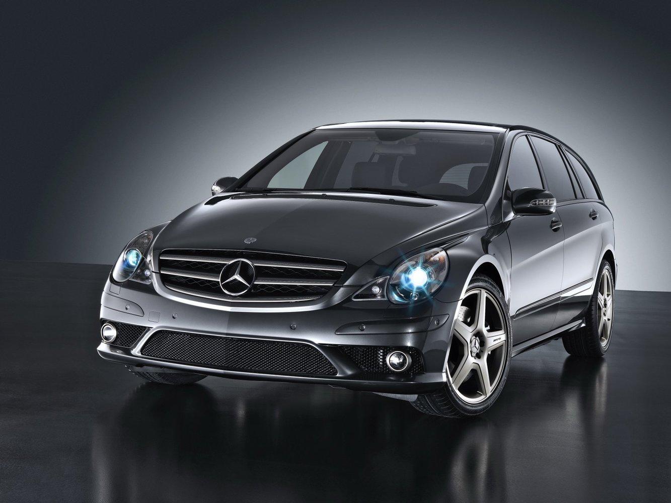 mercedes Mercedes-Benz R-klasse AMG