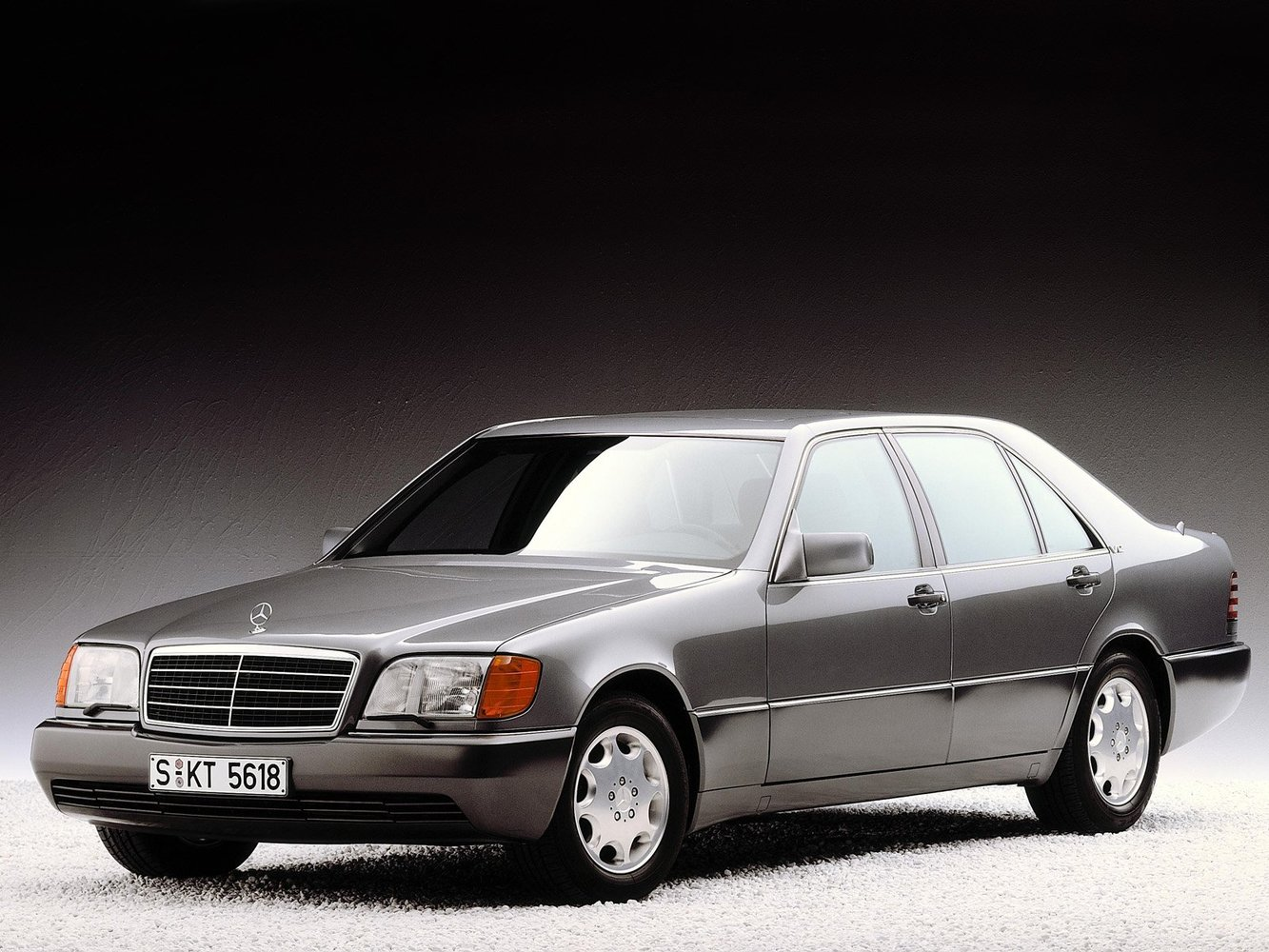 седан Long Mercedes-Benz S-klasse