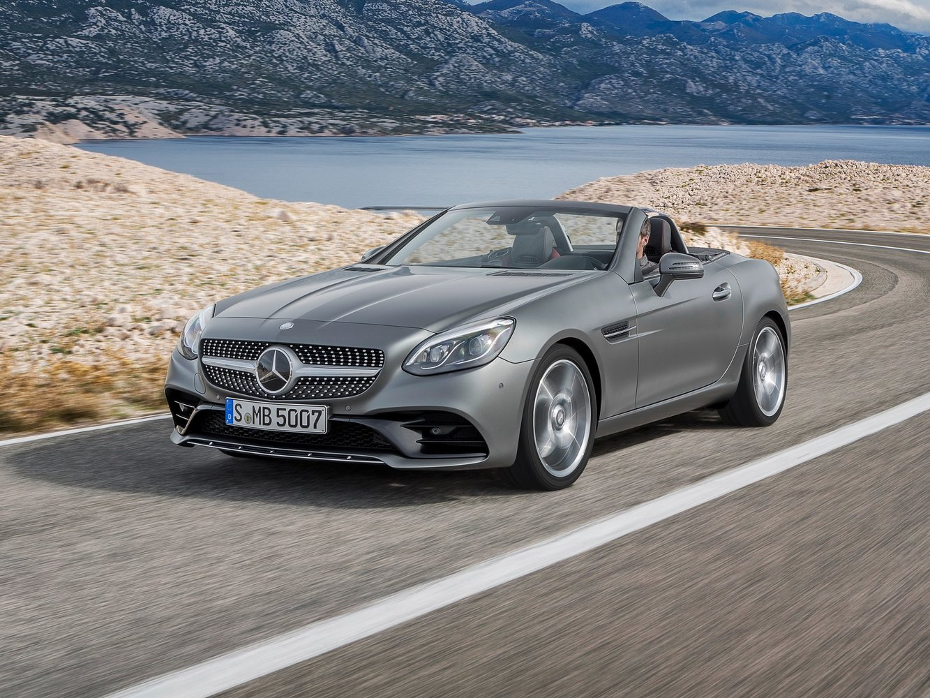mercedes Mercedes-Benz SLC-klasse