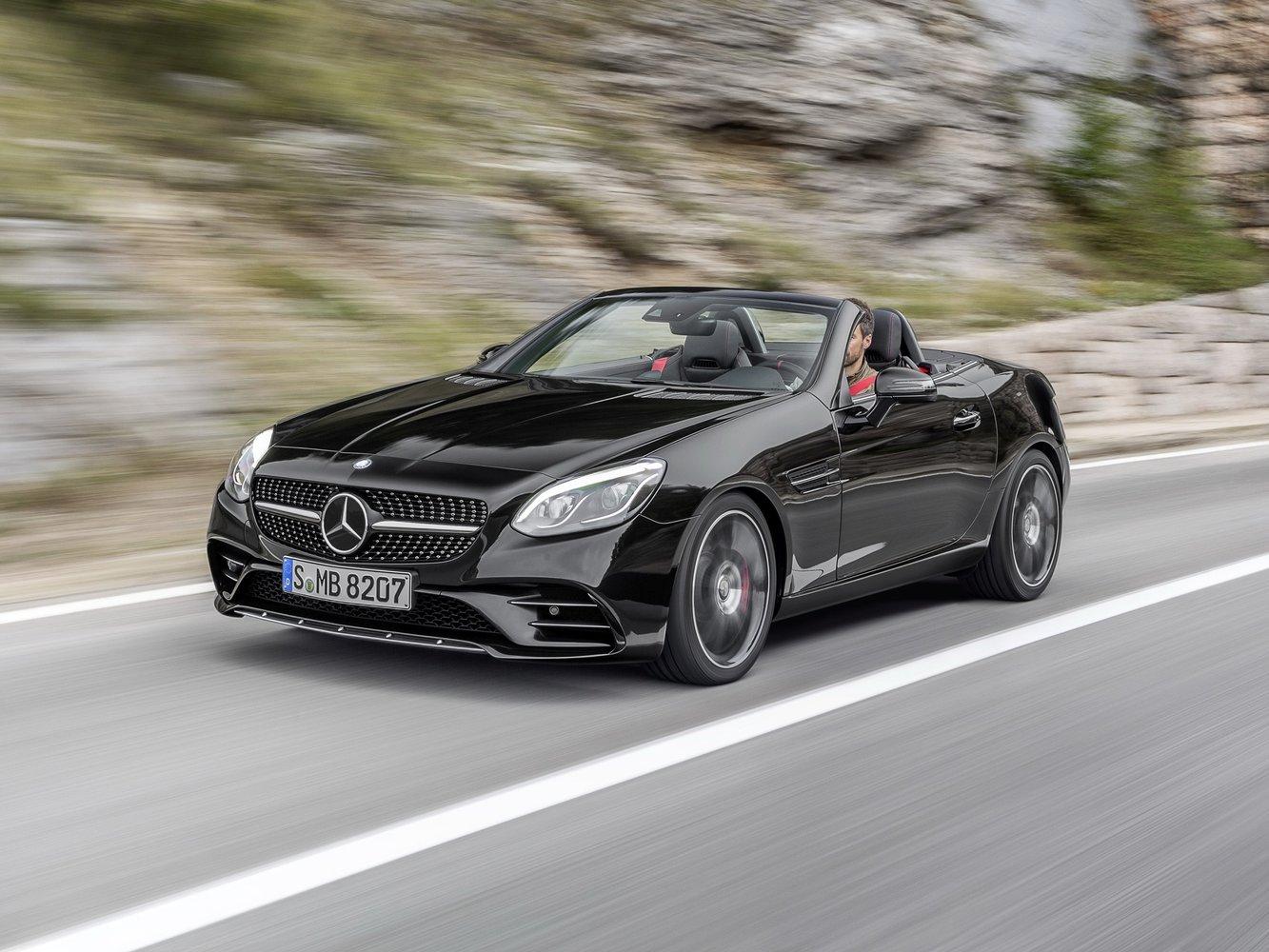 mercedes Mercedes-Benz SLC-klasse AMG