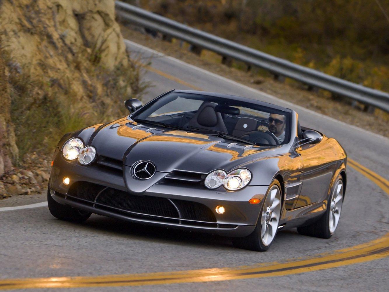 mercedes Mercedes-Benz SLR McLaren
