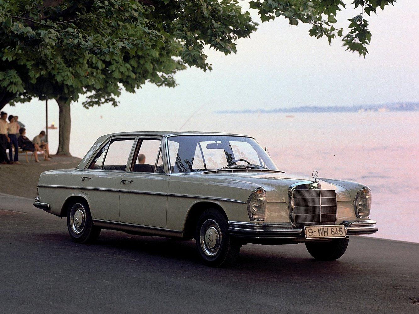 mercedes Mercedes-Benz W108