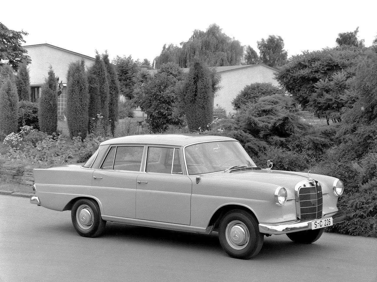 mercedes Mercedes-Benz W110