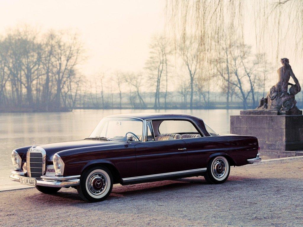 mercedes Mercedes-Benz W111