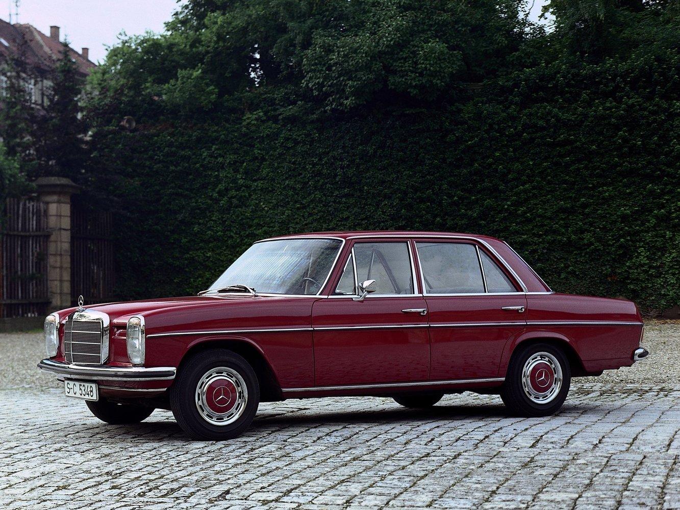 mercedes Mercedes-Benz W115