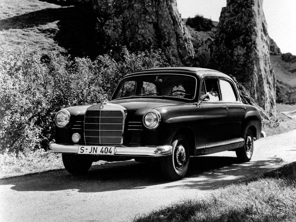 mercedes Mercedes-Benz W121