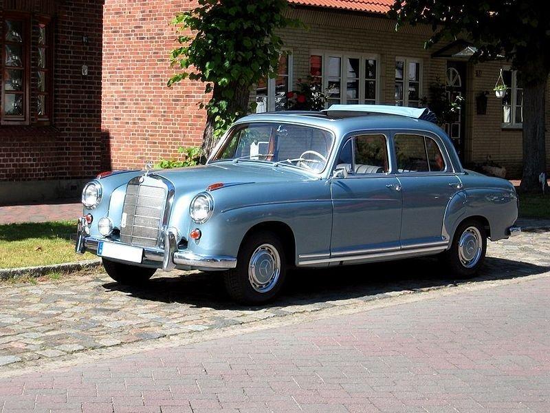 mercedes Mercedes-Benz W128