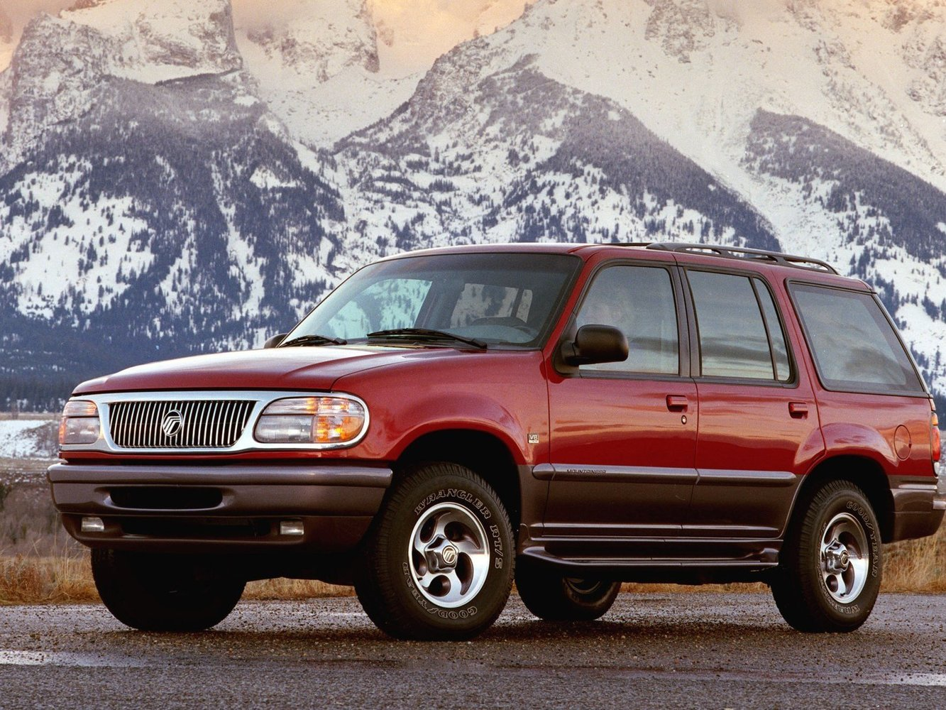 mercury Mercury Mountaineer