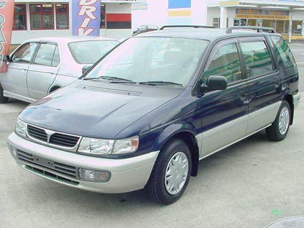 mitsubishi Mitsubishi Chariot
